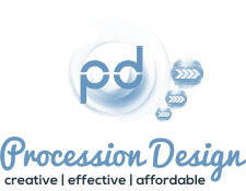 Procession Design Logo